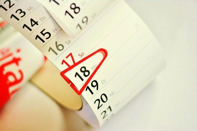 izdelava koledarja