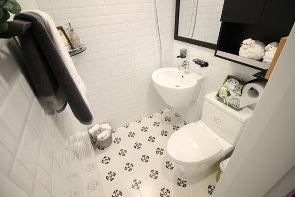 kupaonski namještaj toalet