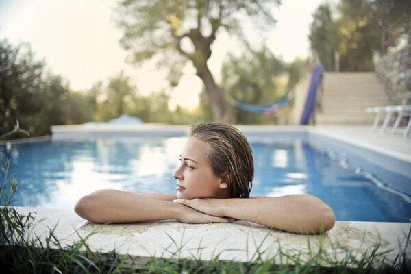 klor za bazen